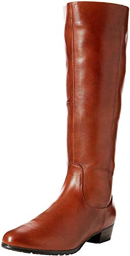 Gerry Weber Shoes Damen Carmen 34 Hohe Stiefel, Braun (Cognac 370 370), 40 EU