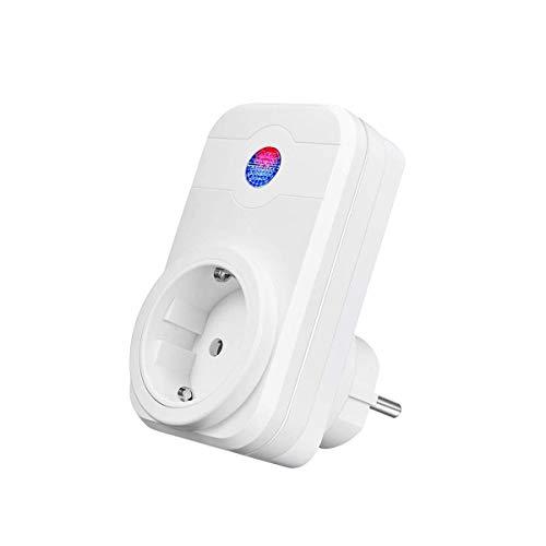 SIPAILING WLAN smart steckdose intelligente plug Kompatibel mit Alexa, Google Home und IFTTT, Wifi Stecker fernbedienbar mit Timer Funktion App Steuerung, Kein Hub benötigt (1 pack)