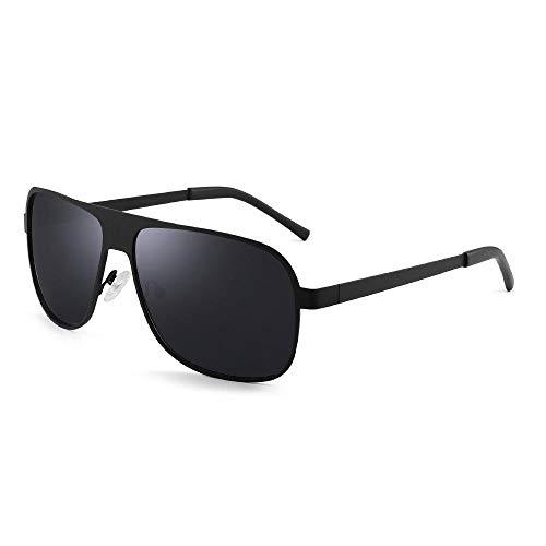 weixu Damen Sonnenbrille Retro Frosch Spiegel großen Rahmen Sonnenbrille-Teekiste