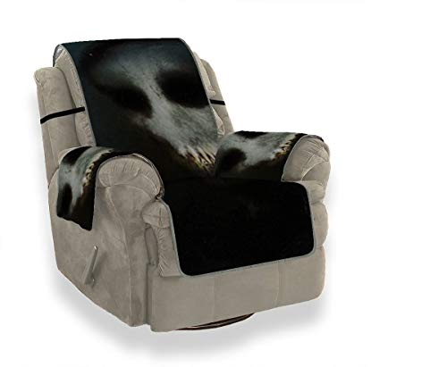 JOCHUAN Fashion Trend Lace Print Schonbezug für verstellbare Stuhlabdeckung für Sofa Schonbezug für Ohrensessel Möbel Beschützer für Haustiere, Kinder, Katzen, Sofa