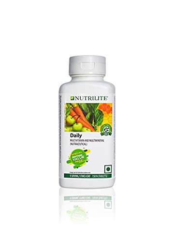 NUTRILITE AMWAY Daily - 120(25% Extra Offer)