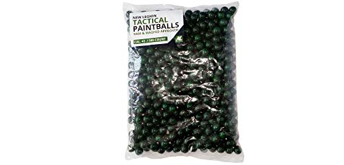 New Legion RAM Cal.43 Paintballs - 500 Stück