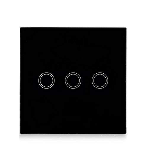 SeniorMar-UK Interruptor Ciego de Cortina WiFi de Vida Inteligente para persiana Enrollable Motor eléctrico Google Home Alexa Echo Control de Voz DIY hogar Inteligente