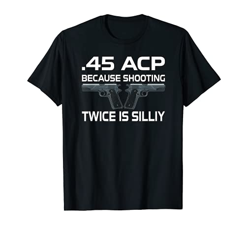 2nd amendment Pro Gun safe 45 ACP 1911 2nd amendment T-Shirt