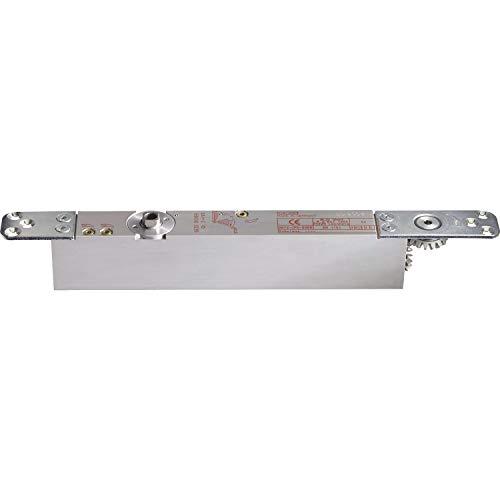 GEZE 134448 Türschließer integriert BOXER 2V, EN 2-4, Standard, silberfärbig, silber