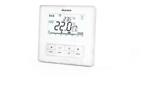 Ducasa 0.638.602 - Termostato programable 3g wifi