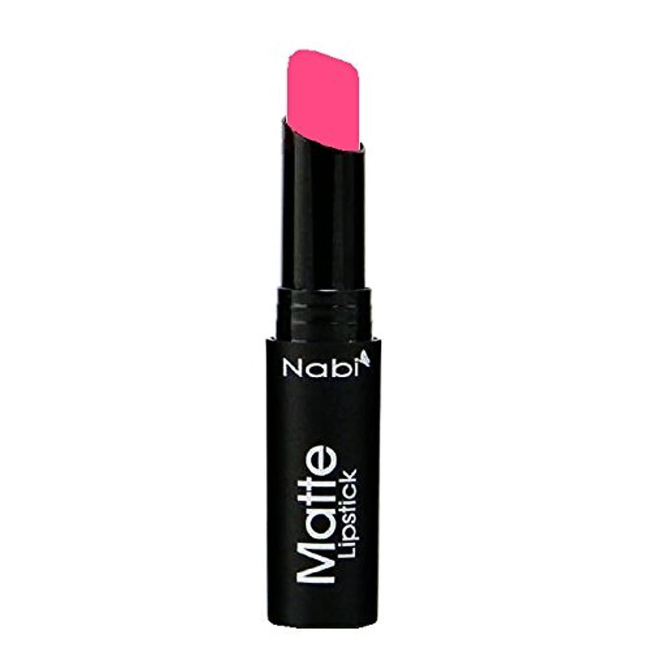 おもちゃ運河豪華なNabi Cosmetics Matte Lipstick - Matte Tulip (並行輸入品)