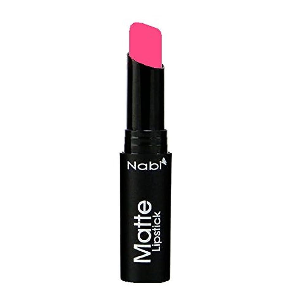眠るアーティスト聞きますNabi Cosmetics Matte Lipstick - Matte Tulip (並行輸入品)