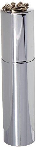 Poo-Pourri On-the-Go Refillable Sprayer, 0.34 Fl Oz, Silver