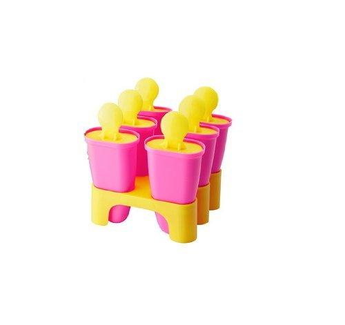 Ikea 802.084.78 Chosigt Ice Pop Maker rose