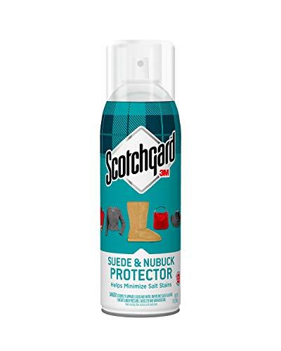Scotchgard Suede & Nubuck Protector, 7 Ounces, 7 Oz