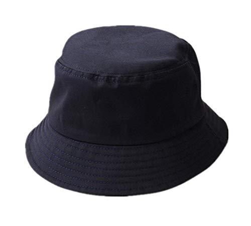 Yongbest Fischerhüte,Fischer Hut Breiter Krempe Unisex Sun Cap Eimer Hut für Männer Frauen Outdoor Strand Camping Reisen Wandern Angeln Jagd Golf 58cm