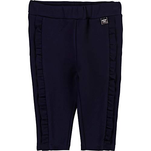 CARREMENT BEAU Pantalon en Milano Fantaisie Bebe Couche Bleu Cargo 9MOIS