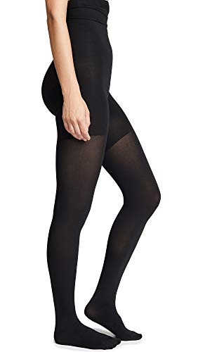 Spanx Tight-End Tights▒ High-Waisted Body Shaping Tights, 167, Black size B