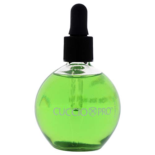 Cuccio Pro - Pro Manicure Cuticle Revitalizing Oil - CP0893-P Pear Cuticle Oil - for Women - Nail Oil - 2.5 oz
