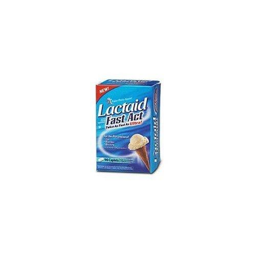 Lactaid Lactase Enzyme Supplement - 90 Caplets