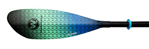 Wilderness Systems Pungo Glass Recreation/Touring Kayak Paddle | Fiberglass Blade | Adjustable Carbon/Fiberglass Shaft (220-240cm)