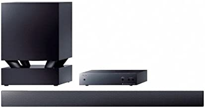 Sony HTCT550W 3D Sound Bar Home Theater System with Wireless Subwoofer (Discontinued by Manufacturer)