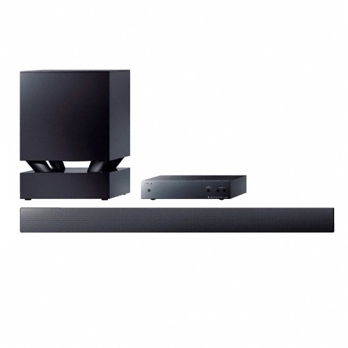 Sony HTCT550W 3D Sound Bar Home Theater System with Wireless Subwoofer (Discontinued by Manufacturer),Black