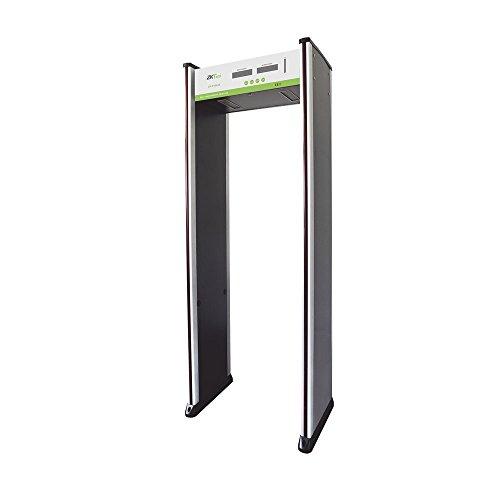 Arco Detector de Metales de 6 Zonas / Sensor IR / Contador de personas / Contador de alarmas.