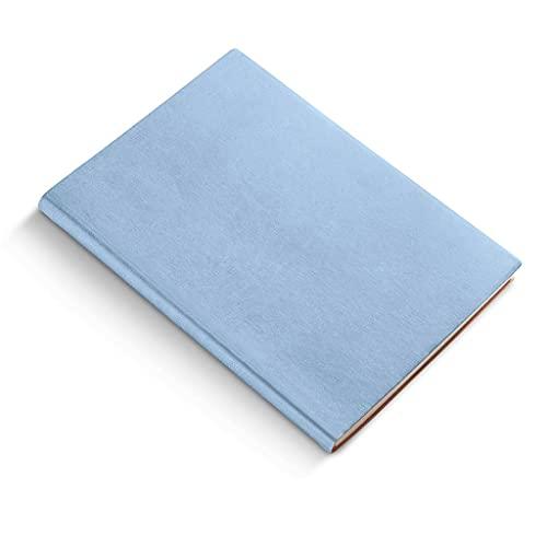 LWSX Diario, Cuaderno de línea Horizontal A5, Diario para Escribir, PU Bloc de Notas de Cuero Suave, Adecuado para Oficina, hogar...