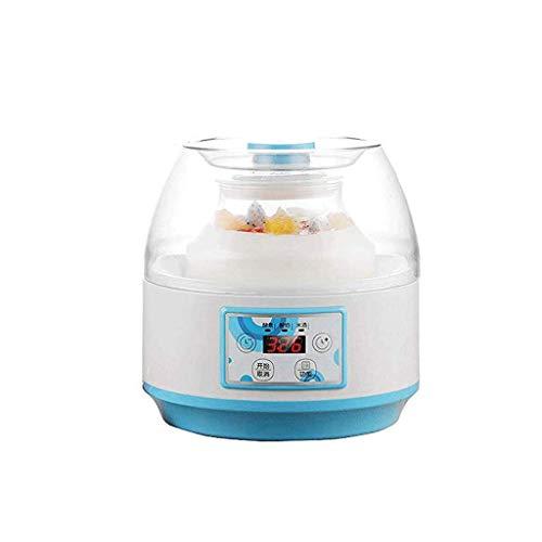 NMDD Cream Maker Cream Machine Kompressionskühlung Familiengröße bis zum Ende, Sorbet, gefrorener Joghurt, Softeis