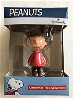 Peanuts Hallmark Charlie Brown Christmas Tree 2019 Ornament
