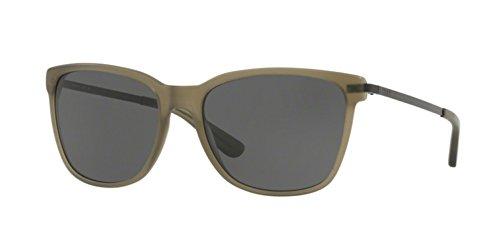 DKNY Damen 0Dy4151 Sonnenbrille, Mattolivgrün, 57 EU