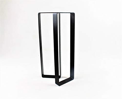 Powdercoated Heavy Duty Steel Sofa Table Legs-Choose Your Height and Width