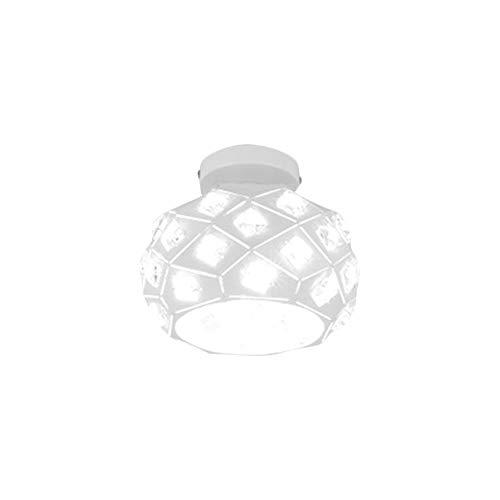 Vintage Flush Deckenleuchte, Strahler Decke, Moderne Ananaslampe E27 240V 40W Innenlicht für Gangflur Portal Balkon Kneipe Kaffee im Restaurant
