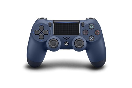 PlayStation 4: DualShock 4 Midnight, Blue - Special Edition