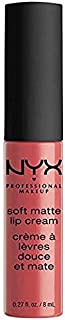 NYX COSMETICS Soft Matte Lip Cream Antwerp