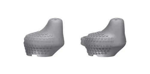 Sony WI-SP500 Kabelloser Sport Kopfhörer (Bluetooth, IPX4 wasserfest, bis zu 8 Stunden Batterielaufzeit, Freisprechfunktion), Schwarz