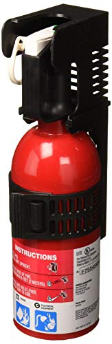 First Alert Fire Extinguisher | Car Fire Extinguisher, 66505 HTH Super Concentrated Clarifier Red, AUTO5 ,1-Quart