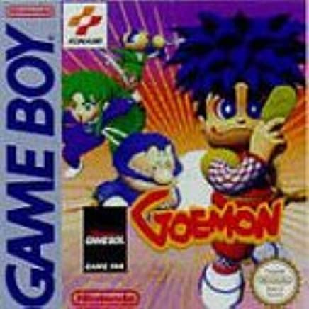 Amazon.com: Mystical Ninja Starring Goemon - Game Boy - PAL ...