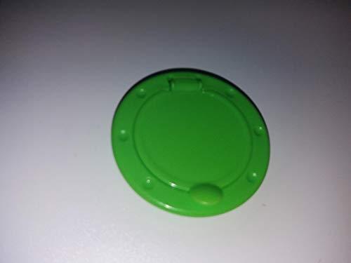 BIG Tankdeckel grün mit Tachoanzeige Ersatzteil für alle New Bobby Car [Spielzeug]