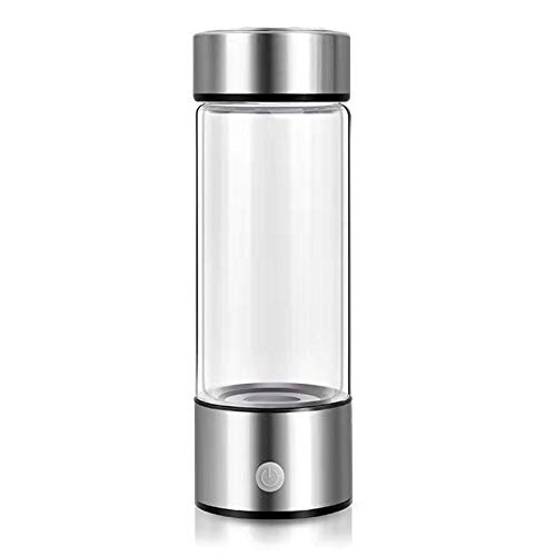 Akin Wasserstoff-Wasserflasche, tragbarer Wasserstoff-Wasser-Wasser-Generator, wiederaufladbar ionisierter Wasser-Generator, 3 Minuten wasserstoffreicher Wasser-Becher