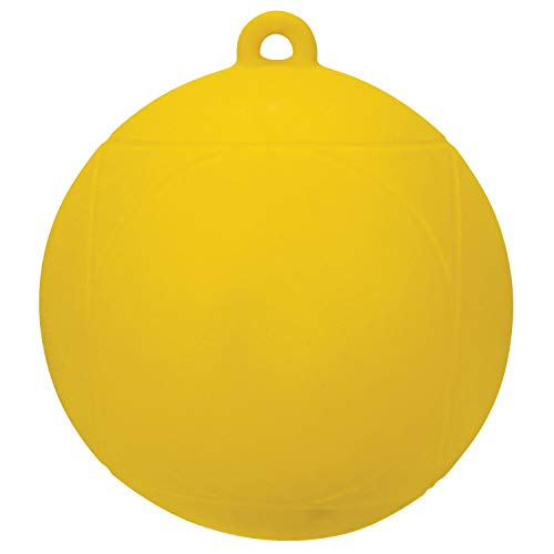 """Extreme Max 3006.7315 8.5"""" Slalom Buoy Yellow"""