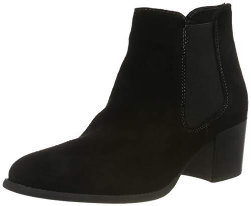 Tamaris Damen 1-1-25381-23 Chelsea Boots, Schwarz (Black 001), 39 EU
