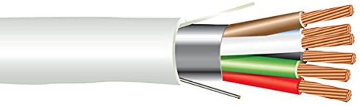 adhesive security cable