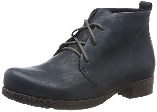 Think! Damen Denk_383028 Desert Boots, Blau (87 Atlantic), 39.5 EU