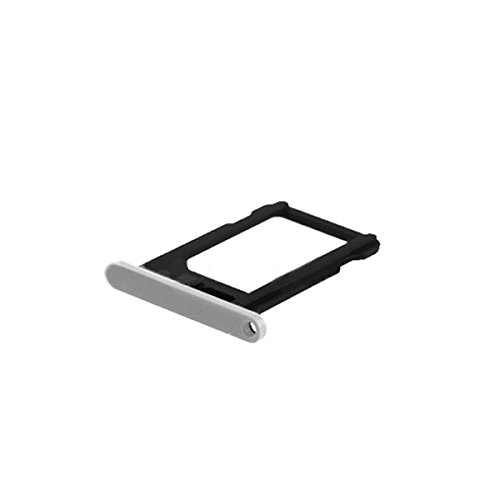 Apple Computer, Inc - Bandeja Tarjeta SIM Blanco para Apple iPhone 5C