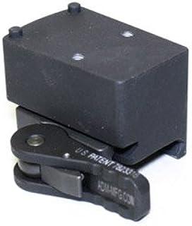 American Defense AD-RMR-CO STD Riflescope Optic Mount, Black