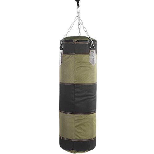 FASEY Vacanti Fitness all\'aperto Sandbags Durevole pensili Cucito a Mano Lightweight Boxing Sacco da Boxe for la Formazione Adulti Bambini coordinazione Occhio-Mano