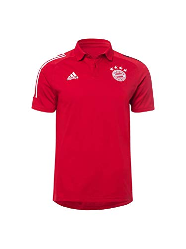 FC Bayern München Teamline Poloshirt rot, XXXL