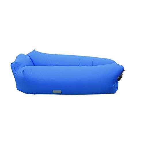 BANGSUN Aufblasbares Sofa Aufblasbare Liege Wasserdicht mit Aufbewahrungstasche Air Hängematte