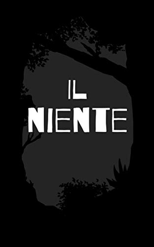 Il Niente !: IDEA REGALO: totalmente in bianco, da compilare a piacere (Italian Edition)