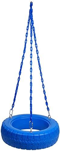 Bandenboom Schommel - Tuinluifel Schommels Met Extra Lange 1,5 M Bevestiging Touw Schijf Gigantische Opknoping Netten Mand Speeltoestellen Speelgoed
