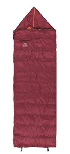 Lestra Louisiane Sac de Couchage Rouge 190 x 80 cm