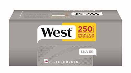 WEST Silver Special Hülsen (4x250)